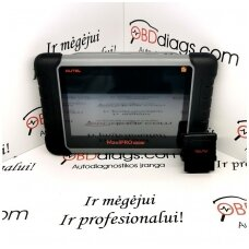 Autel MaxiPro MP808TS su bluetooth sąsaja + TPMS funkcijos