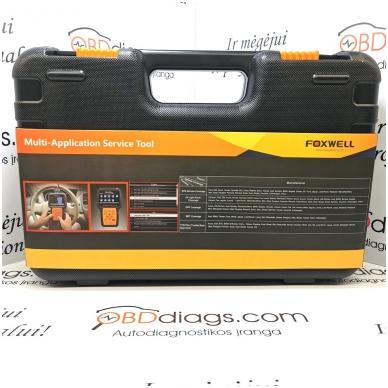 Foxwell NT650 universali diagnostikos įranga 5