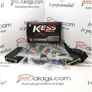 KESS 5.017 ECU CHIPP TUNING įranga 2