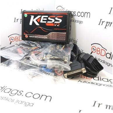 KESS 5.017 ECU CHIPP TUNING įranga 4