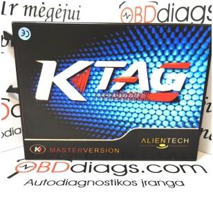 KTAG 6.070 2.13 profesionalus ECU programatorius