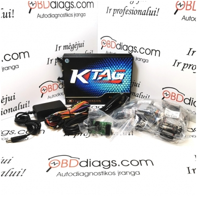 KTAG 6.070 2.13 profesionalus ECU programatorius 2