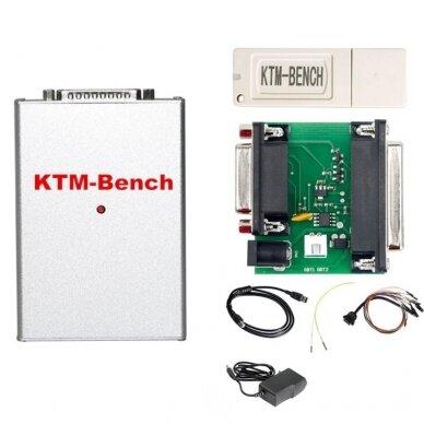 KTM BENCH 1.20 ECU programatroius BENCH / BOOT MODE