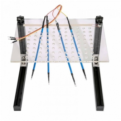 LED BDM stalelis (BDM frame)