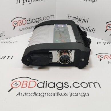 MB Star Sdconnect C4 DOIP profesionali diagnostikos įranga 3