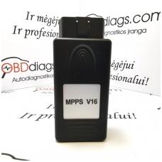 MPPS V16 ECU programatorius