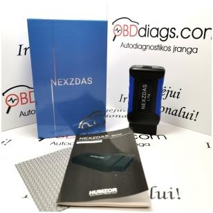 NexzDAS Lite Android diagnostinė įranga
