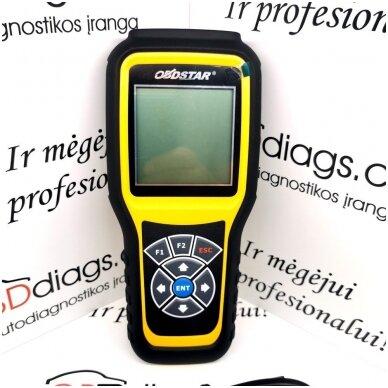 OBDSTAR X300M / Odometrų programavimo įranga