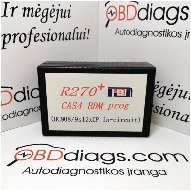 R270 CAS4 BDM programatoriaus