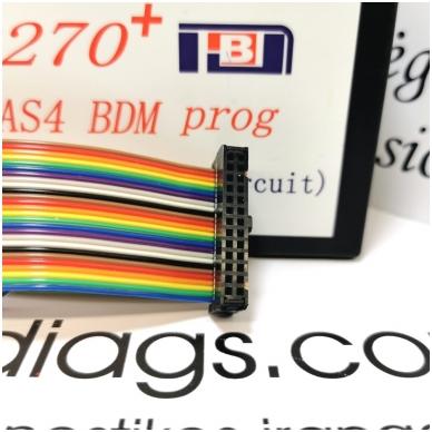 R270 CAS4 BDM programatoriaus 4