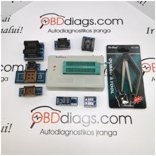 TL866II Plus EEPROM, EPROM ir FLASH programtorius