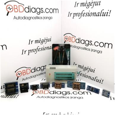 TL866II Plus EEPROM, EPROM ir FLASH programtorius 2