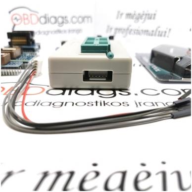 TL866II Plus EEPROM, EPROM ir FLASH programtorius 3