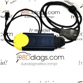 Universali diagnostikos įranga automobiliams Multidiag J2534