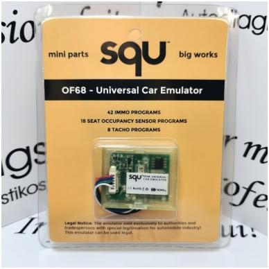 Universalus emuliatorius SQU OF68 2