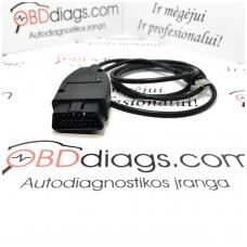 VAG COM K-LINE VW / Audi / Škoda / Seat diagnostikos įranga