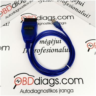 VAG COM KKL 409.1 diagnostikos įranga 2