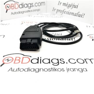 VAG K-LINE HEX CAN 21.3 VW / Audi / Škoda / Seat diagnostikos įranga