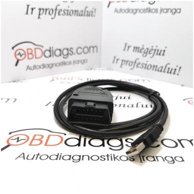 VAG Tacho USB v.3.01 + Opel Immo reader 2