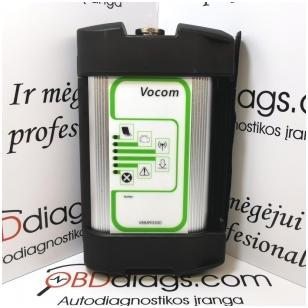 Volvo VOCOM 88893000 profesionali VOLVO / RENAULT sunkvežimių diagnostikos ir programavimo įranga