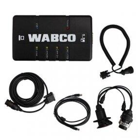Wabco WDI priekabų / puspriekabių / sunkvežimių diagnostikos įranga
