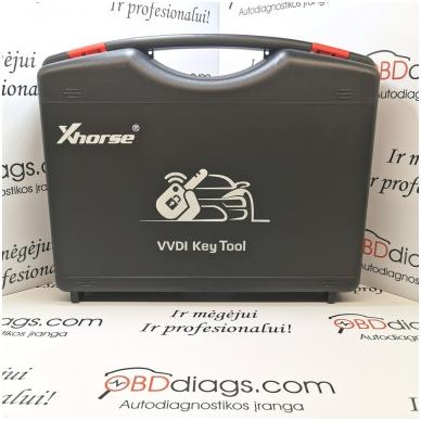 Xhorse VVDI – profesionalus raktų programatorius 7
